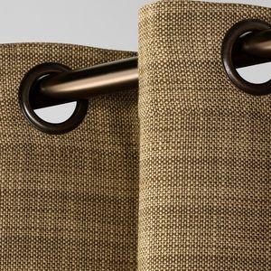 Threshold • Textured Woven Curtain Panels, x4